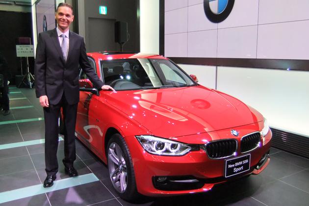 BMW3シリーズ 新型車発表会速報