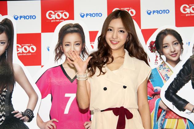 """AKB48のオシャレ番長""""板野友美""""カッコイイくるまに乗りたい!"""