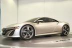 「ホンダ NSX コンセプト」駆動方式はSport Hybrid SH-AWD(ハイブリッド4WD)を採用予定