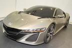 ホンダ、新型「NSX コンセプト」を日本初公開 ~2012 Honda モータースポーツ活動計画発表会~