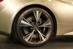 「ホンダ NSX コンセプト」リアホイール