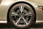 「ホンダ NSX コンセプト」フロントホイール