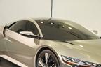 「ホンダ NSX コンセプト」キャビン