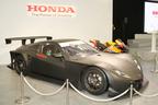 2012年モデルのSUPER GTマシン「Honda HSV-010 GT」[2012 Honda モータースポーツ活動計画発表会]