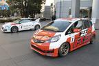 もてぎ1.5チャレンジカップ参戦用「ホンダ フィット RS」[2012 Honda モータースポーツ活動計画発表会]