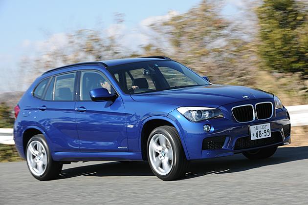 BMW X1 試乗レポート/渡辺陽一郎