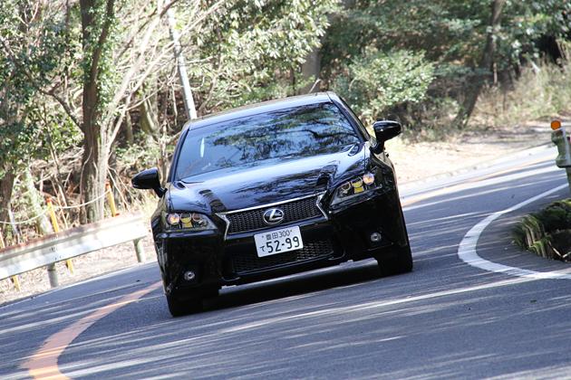 レクサス 新型GS 試乗レポート/藤島知子