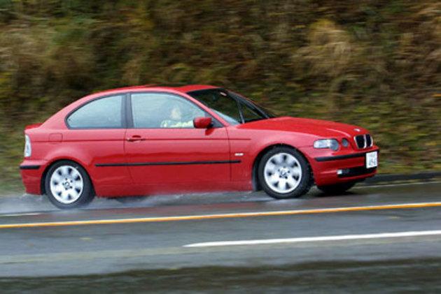 BMW 318ti 試乗レポート